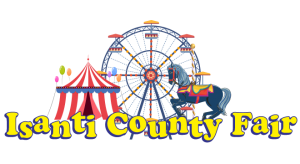 Isanti County Fair Logo