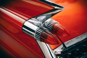 car-show-cadillac-taillights-red